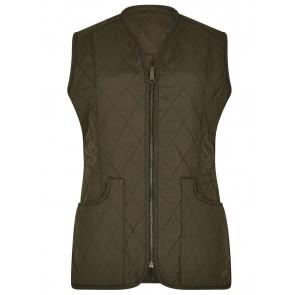 Dubarry Kilruddery Fleece Lined Gilet Olive