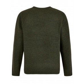 Dubarry Kenny Crew Neck Sweater Olive