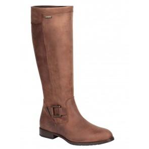 Dubarry Limerick Knee High Women's Boots Chestnut
