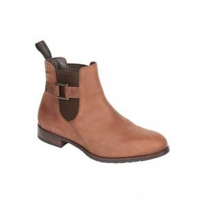 Dubarry Monaghan Ladies Chelsea Boot Chestnut