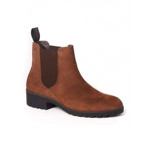 Dubarry Ladies Waterford Chelsea Boot Walnut