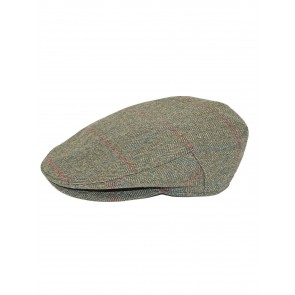 Dubarry Holly Tweed Cap Moss