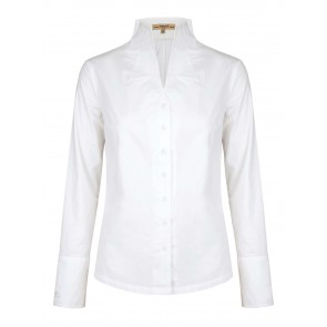 Dubarry Snowdrop Long Sleeve Shirt Optic White