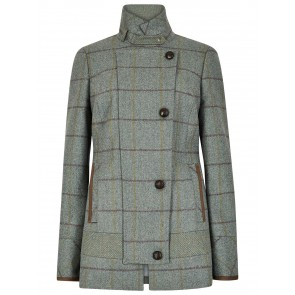 Dubarry Willow Tweed Sport Jacket Sorrel