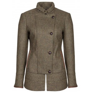 Dubarry Willow Sporty Country Tweed Jacket Heath