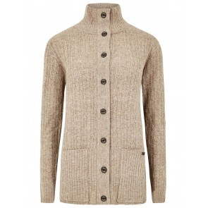 Dubarry Crofton Cardigan Stone
