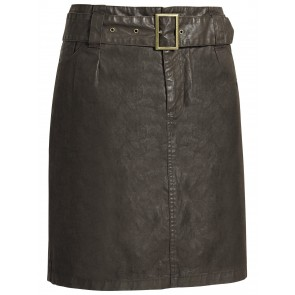Chevalier Vintage Stretch Skirt Brown