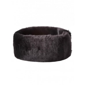 Dubarry Faux Fur Headband Black