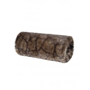 Dubarry Swords Faux Fur Muff Elk