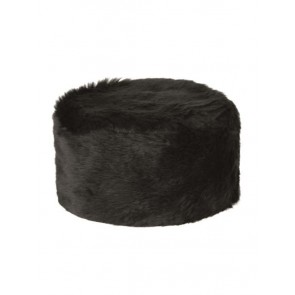 Dubarry Avoca Pill Box Hat Black