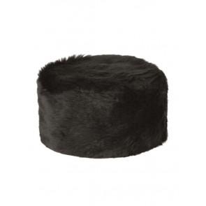 Dubarry Avoca Pill Box Hat Black