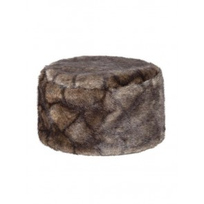 Dubarry Avoca Pill Box Hat Elk