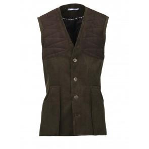Laksen Kensington Bowcombe Shooting Vest Moss