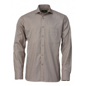 Laksen Grouse Collection Heather/Moss Shirt
