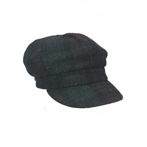 Failsworth Ladies Bakerboy Cap Olive