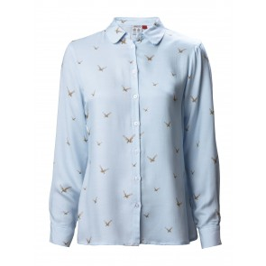 Musto Country Pattern Shirt Barn Owl