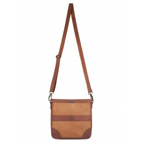 Dubarry Ardmore Messenger Bag Brown