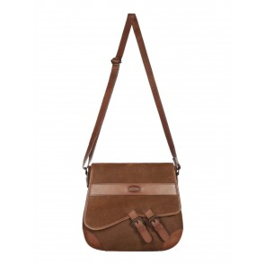 Dubarry Boyne Cross Body Bag Walnut