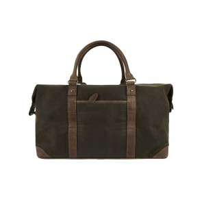 Dubarry Britas Wax Cotton Holdall