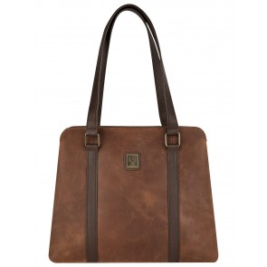 Dubarry Kinsale Shoulder Bag Chestnut