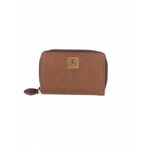 Dubarry Enniskenny Women's Full Leather Wallet Walnut