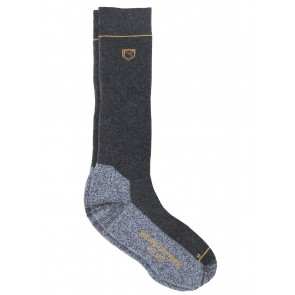 Dubarry Kilrush Graphite Long PrimaLoft sock