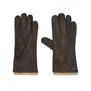 Dubarry Kilconnell Women's Leather Gloves Mahogany