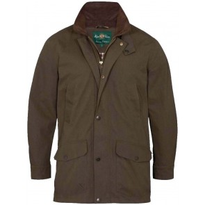 Alan Paine Chatbourne Jacket Olive