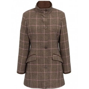 Alan Paine Combrook Ladies Field Jacket Ebony