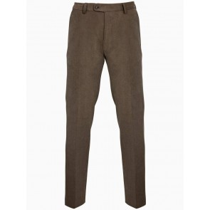 Alan Paine Heavy Drill Trousers Olive