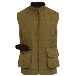 Alan Paine Rutland Waistcoat Lichen