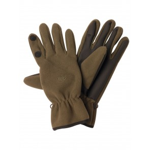 Alan Paine Calshot Microfleece Shooting Gloves Olive