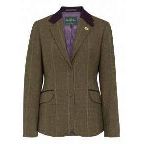 Alan Paine Combrook Ladies Blazer Heather