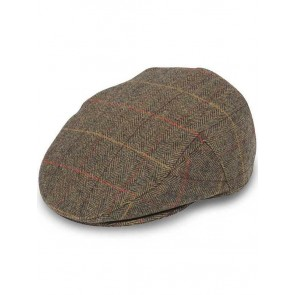 Alan Paine Combrook Gents Cap Peat