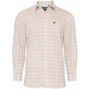 Alan Paine Ilkley Kids Shirt Country Check