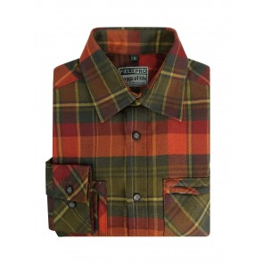 Hoggs of Fife Luxury Hunting Shirt Autumn