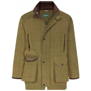 Alan Paine Axford Lightweight Waterproof Coat Basil