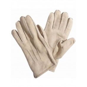 Barbour Sheepskin Gloves Natural
