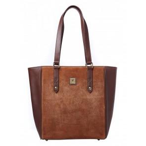Dubarry Bandon Medium Tote Bag Walnut