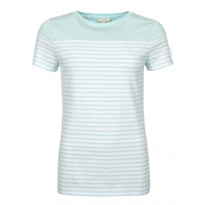 Barbour Teesport Top Aqua