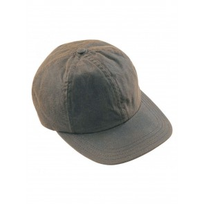 Barbour Wax Sports Cap Olive