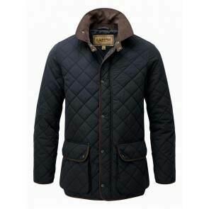 Schoffel Barrowden Quilted Jacket Midnight