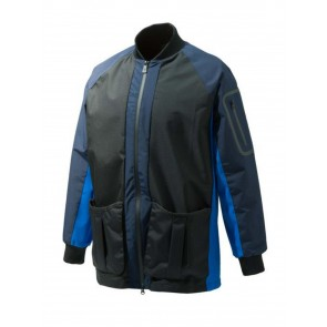 Beretta Bisley Shooting Jacket Blue Total Eclipse