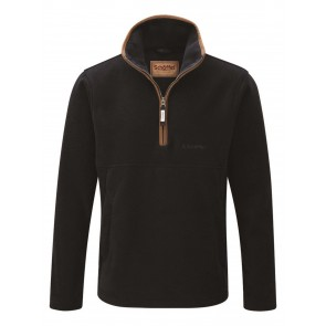Schoffel Berkeley 1/4 Zip Fleece Navy