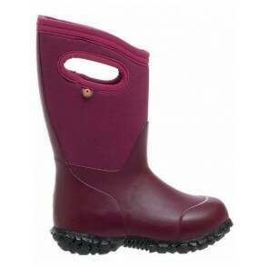 Bogs Kids York Solid Plum