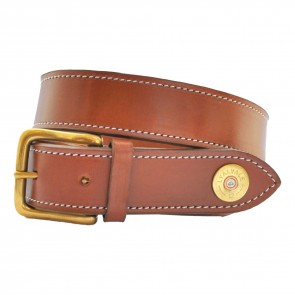 Hicks and Hides Campden Farmer Belt (Tip) Tan