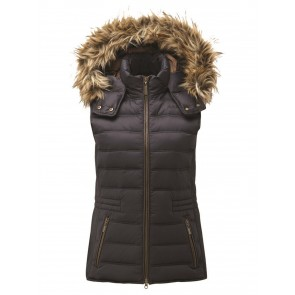Schoffel Chelsea Down Gilet Navy With Hood