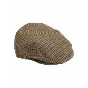 Barbour Crieff Cap Olive Check