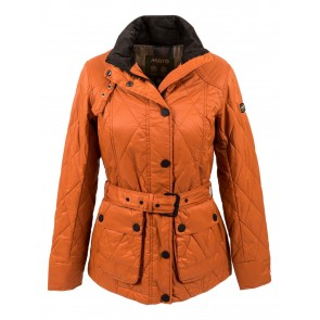 Musto Burford Primaloft Quilted Jacket Burnt Sienna