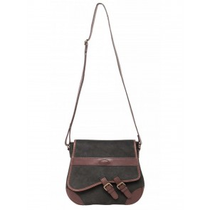Dubarry Boyne Cross Body Bag Black/Brown